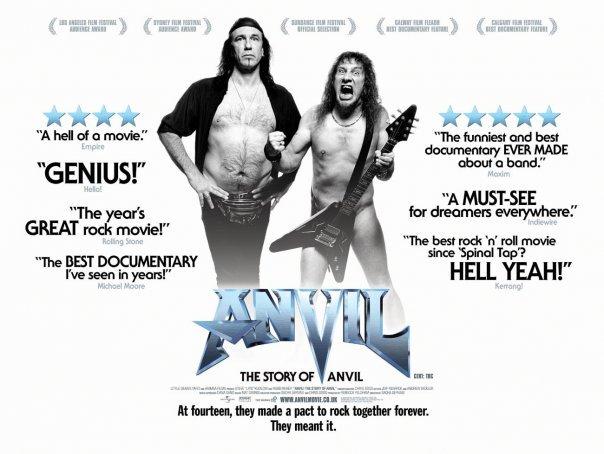 The ANVIL Homepage